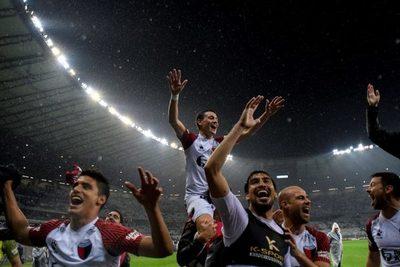 Colón gana en penales y jugará la final de la Sudamericana en Asunción