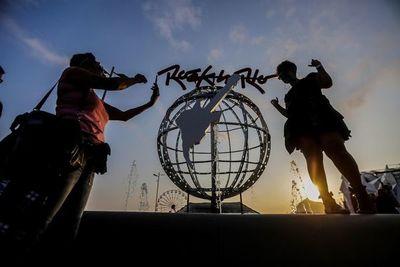 """Rock in Río en la """"cidade maravilhosa"""""""