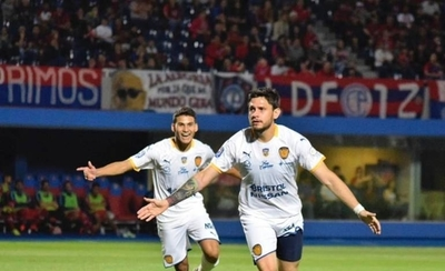 HOY / Se terminó la temporada para Luis Neri Caballero