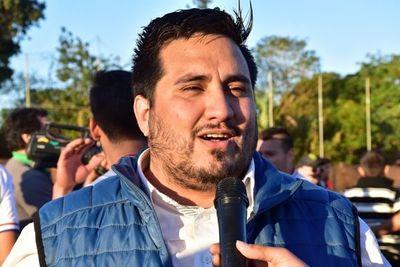San Juan Bautista; ''vamos a buscar el tetra'' dijo el presidente del 24