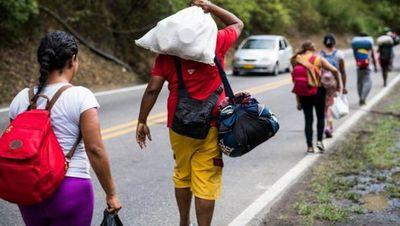 OEA pide estatus de refugiado para migrantes venezolanos