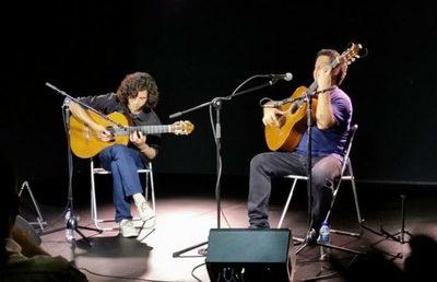 Guitarristas de Caaguazú presentaron un concierto en la Casa de América de Cataluña