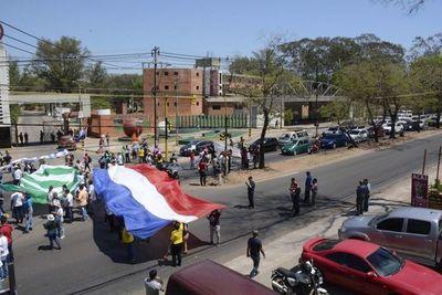 La UNA sigue movilizada esperando que Hacienda remita expediente al Parlamento