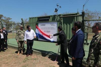 Paraguay cuenta con el Primer Sistema de Monitoreo de Radiación