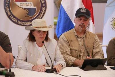 Marihuana de Paraguay a Argentina: Giuzzio y Bullrich revelan cifras de millonario negocio ilegal