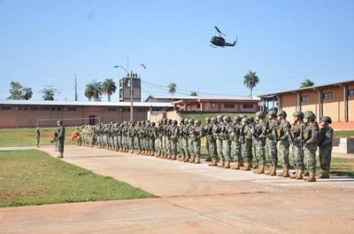 Militares ocuparán hidroeléctrica de Itaipú ante posible invasión
