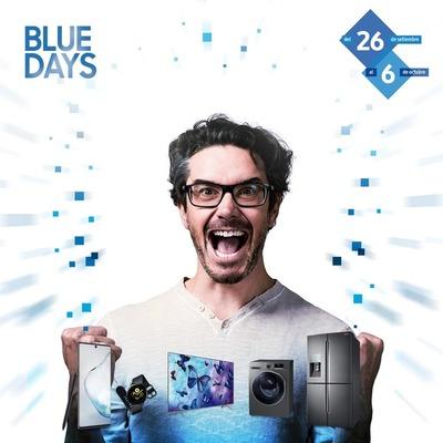 Samsung lanza una nueva edición de Blue Days