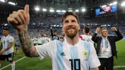 HOY / Encara combo sin Lionel Messi, Agüero y Di María