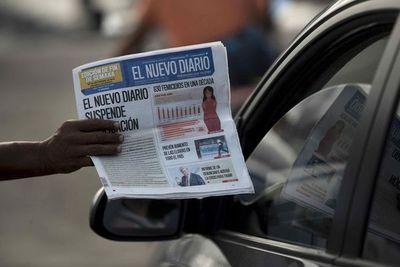 Periódicos cierran por presión del régimen de Nicaragua