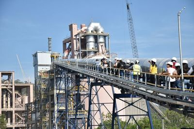 INC apunta a culminar proceso de cambio de equipos y mantener producción estable