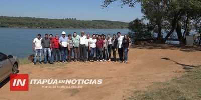 REINICIAN OBRAS EN EL PUENTE COLGANTE DE PUERTO CAP. MEZA