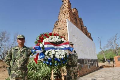 Mandatario presidirá conmemoración de Batalla de Boquerón en el Chaco