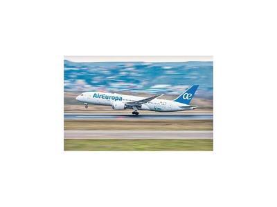 Air Europa llega a Asunción con  nueva flota, la  Dreamliner