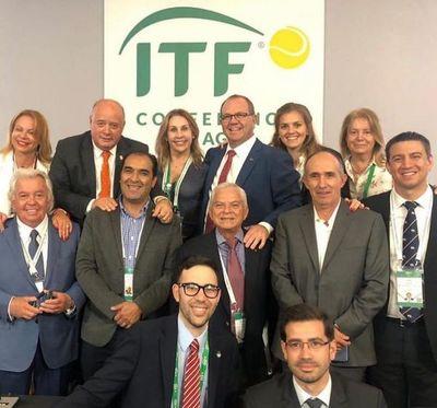 Camilo Pérez, electo miembro de la ITF