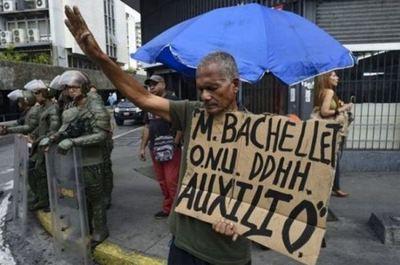 Venezuela, primer país latinoamericano investigado por Derechos Humanos