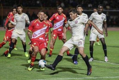 Un paraguayo alcanzó un importante récord en Perú