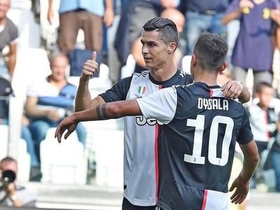 Juventus suma su tercera victoria consecutiva de local