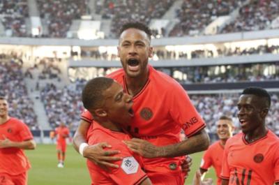 HOY / Reaparece Mbappe y da a Neymar el gol del triunfo del PSG