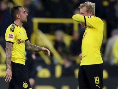 El Dortmund no pasa de un empate a dos goles en casa ante el Bremen