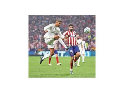 Madrid bostezó con un pobre clásico
