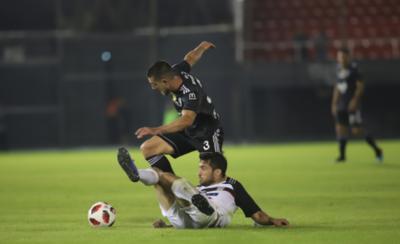 HOY / General Díaz promete complicarle a Olimpia