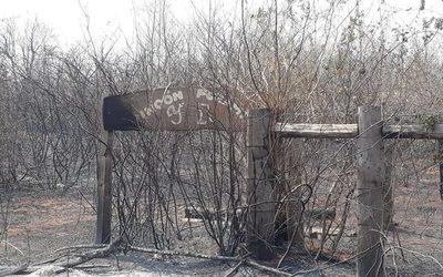Incendios en el lado boliviano ya consumieron 5.3  millones de hectáreas