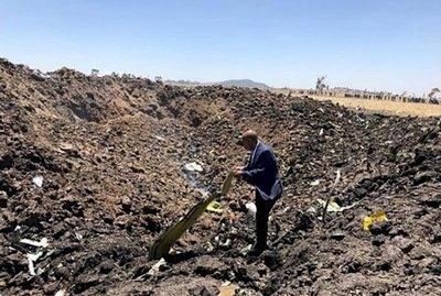 EE.UU. envía expertos para investigar accidente de Ethiopian Airlines