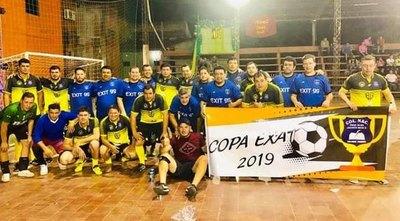 La Copa 'Exa 2019' es fiesta en San Pedro