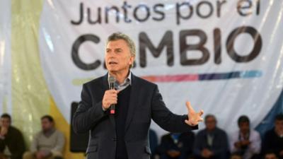 Macri considera que primarias de hoy definirán los próximos 30 años de Argentina