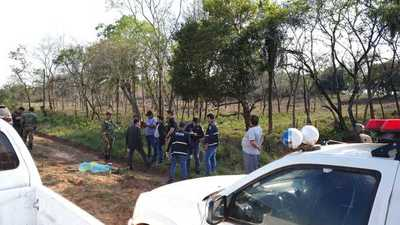 Feminicidio: mujer es asesinada a garrotazos en Paso Horqueta