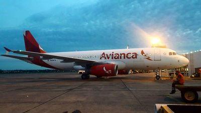 Avianca anuncia vuelos directos entre Colombia y Paraguay