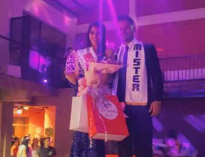 Eligieron a Miss y Míster UNC 2019