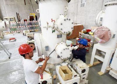 Venden energía de  EBY al Brasil
