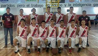 Básquet U17: Concepción cae ante Paranaense