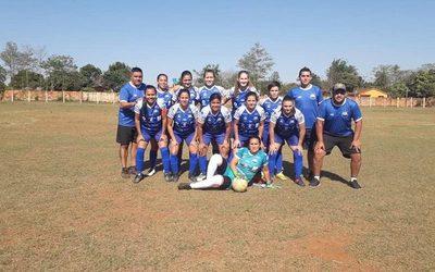 Santarriteña repite triunfo en Interligas femenino
