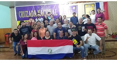 """Cruzada Nacional se organiza para municipales y recomiendan evitar el """"ñekuareato"""" con Prieto"""