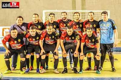 Mburucuyá es bicampeón de la Copa Ciudad Nueva