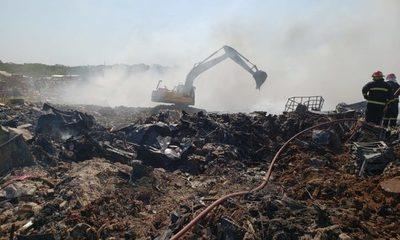 Municipalidad de Asunción investiga causas de incendio