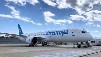 Air Europa llega a Asunción con la flota Dreamliner desde noviembre