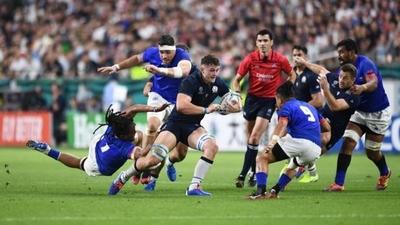 HOY / Escocia destroza a Samoa y mantiene la ilusión