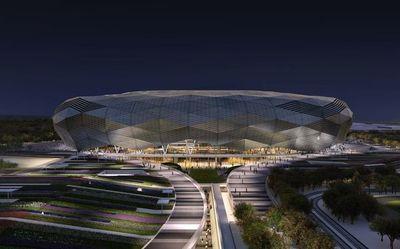 Qatar inaugurará uno de los estadios del Mundial