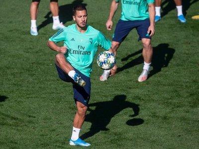 """Hazard: """"Me falta un gol o una asistencia para empezar a remontar"""""""