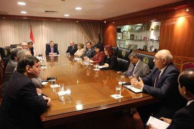 CSJ dio inicio a reunión de trabajo interinstitucional