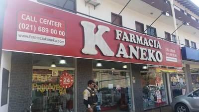 Motochorros asaltan farmacia en Maka'í •
