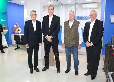Bancop habilitó una sucursal en Alto Paraná