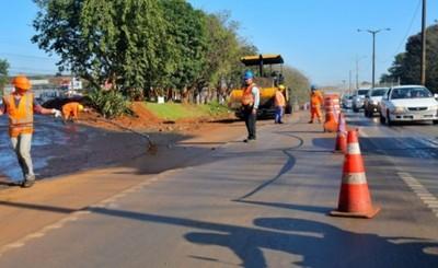 Inician operativo de desvío de tránsito para obras de Multiviaducto