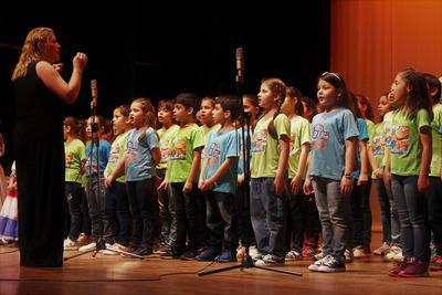 «Voces» del coro de niños y niñas del IMA se presentarán este martes en el CPJ