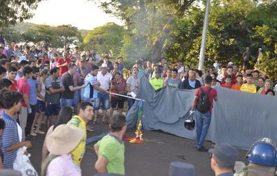 """Amnistía Internacional Paraguay denunciará a atacantes """"pro vida"""""""