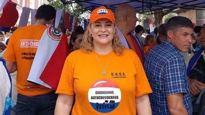 """Pretenden """"criminalizar"""" las manifestaciones ciudadanas, sostiene Esther Roa"""