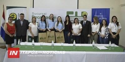 """UCI RECONOCE GANADORAS DEL CONCURSO NACIONAL """"CONSTRUYENDO TUS SUEÑOS"""""""